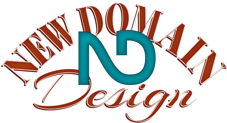 New Domain Design logo